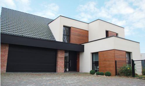 Porte De Garage Sur Mesure Pose Portes De Garage Sectionnelles - Porte de garage sectionnelle avec porte extensible pvc